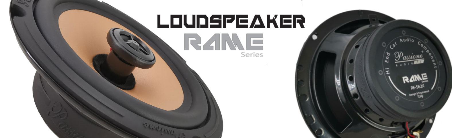 Rame – Loudspeakers