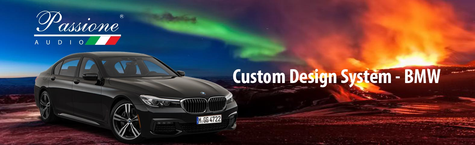 CDS – BMW Car Audio upgrade